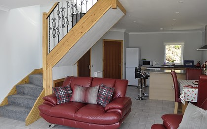 Shore Cottage Self Catering Holiday Cottage Accomodation Elgol